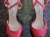 DESIGNER SHOES - Oscar de la renta - ladies shoes size