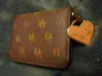 I have nice up scale wallets. Coach, Dooney ect. All