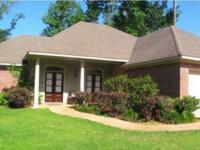 Enjoy the open floor plan of this 3-BR / 2-BA home with