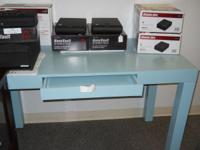 Desk with one drawer Great Price Come And See We Shop
