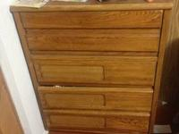 I have a desk and a dresser I am selling. The computer