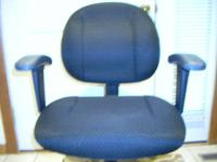 Office desk chair in good  working condition only some