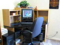 Call -  Desk and Chair - $45 Table can be dissembled