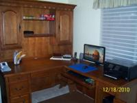 Desk/craft table, Overall dimensions are 28 inches wide