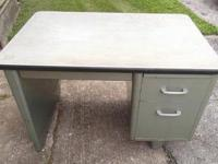 I have for sale a Traditional double pedestal Office