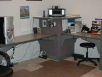 Big desk. Make offer. .  Location: Raeford