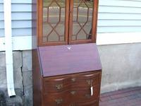 Mahogany Secretary desk. Used, very good condition.