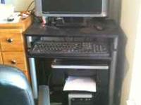 I HAVE A COMPAQ BY HP DESKTOP FOR SALE ONLY SELLING