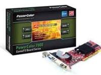 This is a brand new Power Color 7000 GameFX Board