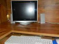 DESKTOP SONY COMPUTER / PC --- $325 Great Condition, no