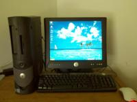 Dell GX270 System, Pentium 4 - 2.8 Ghz Dual Core 512Mb