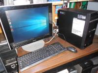 HP Pavilion p6-2310 Desktop PC 19 inch Sony Monitor