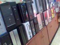 LAPTOPS AND DESKTOPS STARTING AT 65.00  We have hp,