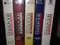 Desperate Housewifes seasons 1-5 watched through once.