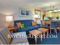Sandestin Bay Club Resort 7 Nights April 2 - April 9 2