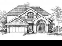 New construction in the private, gated community of
