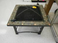 If you're looking for a nice fire pit to complete your
