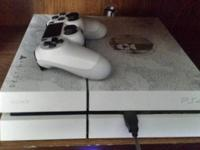 I'm selling my Destiny Edition Playstation 4, along