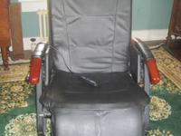 Perfect condition massage recliner for times when you