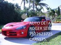 L @@ k((DETAILING IS ALL I DO ))))Roger Sebring's