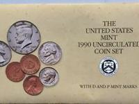 Mint Location: Circulated/Uncirculated: Year: