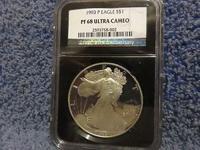Coin: Grade: Precious Metal Content: Certification