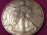 Year: 1997 Metal Type: Silver Precious Metal Content: 1