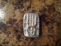 Shape: Bar Fineness: 0.999 Precious Metal Content: 1 oz