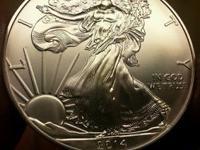 Year: 2014 Metal Type: Silver Precious Metal Content: 5
