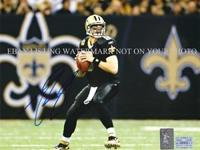 Country/Region of Manufacture: drew brees autographed