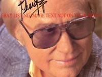 Country/Region of Manufacture: george jones autographed