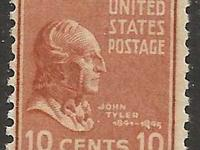 Year of Issue: Topic: Denomination: Color: Brown red