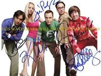 Country/Region of Manufacture: the big bang theory cast