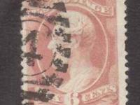 Topic: Denomination: Color: ROSE Cancellation Type: