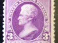 Topic: Denomination: Color: Purple Quality: Year of