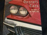 Detroit Car Book 50 years of the Motor City In new