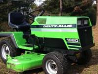 Up for sale is a 1988 Deutz Allis model 1920 with only