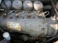 I have this Deutz F4L912W engine which is still