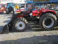 I have a 1989 Deutz 4x4 w/great bend loader air cooled