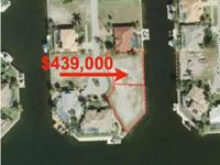 Developed Land in Marco Island, Florida. Asking cost: