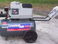 Devilbiss portable electric Air Compressor- NEW 120V