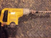Used however in terrific condition. Drill is unclean