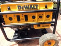 Selling a used: just reduced! DeWALT DG6000 Heavy-Duty