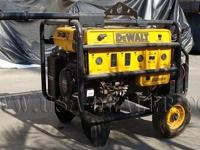Description Dewalt DG6000E Generator  6000 Watt