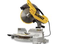 new in the box DEWALT 12 in. Double-Bevel Compound
