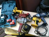 "For Sale dewalt 18v 1/2"" vsr cordless adjustable"