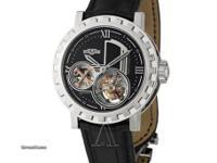 Dewitt, Academia, Men's Watch, 18K White Gold Case,