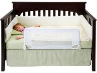 DEX Baby Safe Sleeper Convertible Crib Bed Rail: New