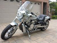 Up for sale this beautiful 2012 Harley-Davidson V-Rod