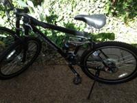 Two Hummer DH26 Mountain Bikes for Sale. Perfect for